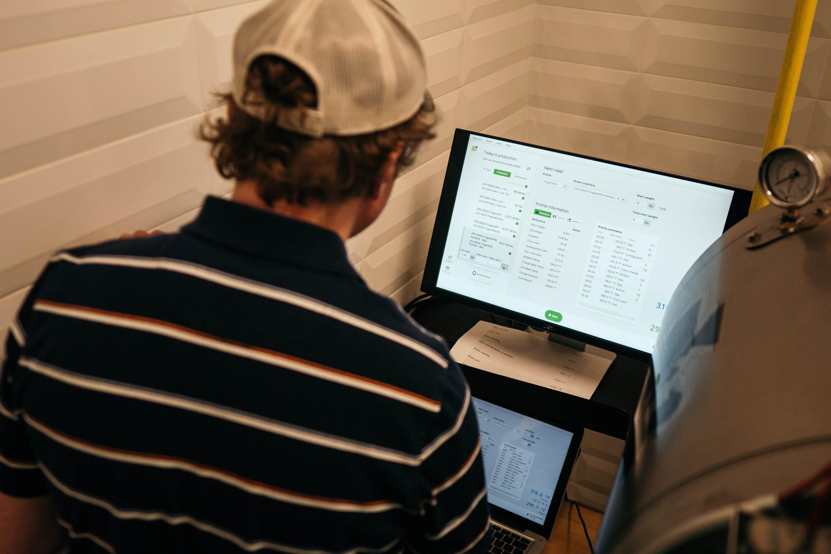 Analyseer en monitor